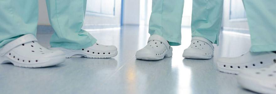 chaussures médicales sabots médicaux
