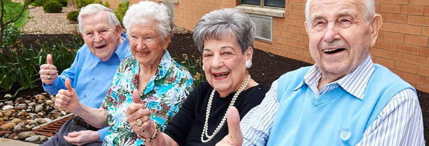 Accueil des personnes âgées