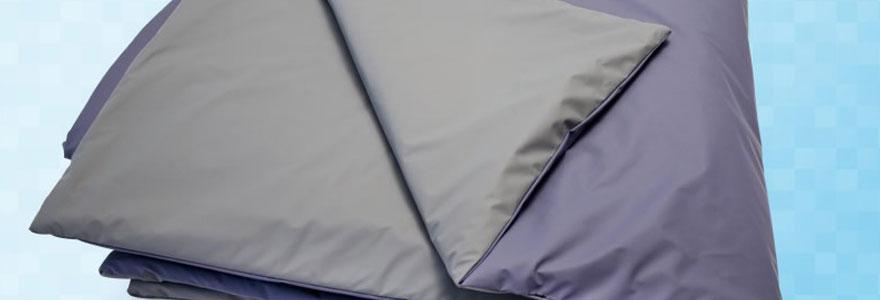 couvertures bactériostatiques